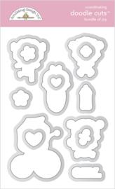 Doodlebug Design Bundle of Joy Doodle Cuts
