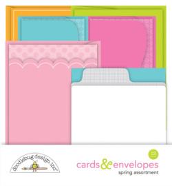 Spring Assortment Cards & Envelopes