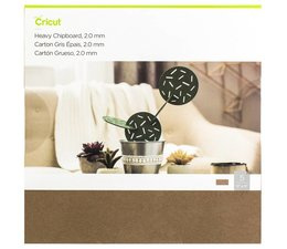 Cricut Heavy Chipboard 11x11 Inch (2007761)