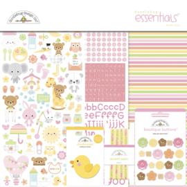 Doodlebug Design Bundle of Joy Essentials Kit