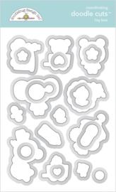 Doodlebug Design Toy Box Doodle Cuts