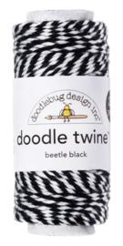 Doodlebug Design Beetle Black Doodle Twine