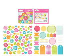 Doodlebug Design Bright Bits & Pieces