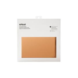 Cricut Foil Transfer Sheets 30x30cm Rose Gold (8pcs) (2008720)