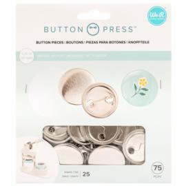 Button press navulling middel buttons Ø37mm