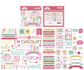Doodlebug Design Made With Love Chit Chat