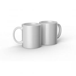 Cricut Mugs White (Cricut Mokken) 350 ml - 2 stuks   2007821