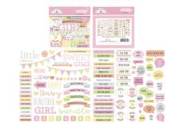 Doodlebug Design Bundle of Joy Chit Chat