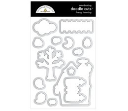 Doodlebug Design Happy Haunting Doodle Cuts