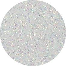 Glitter Holo White 955