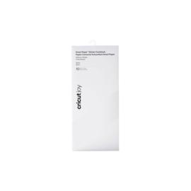 Cricut Smart Sticker Cardstock White (10pcs) (2008870)