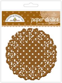 Doodlebug Design Bon Bon Polka Dot Doilies