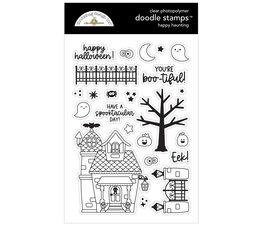 Doodlebug Design Happy Haunting Doodle Stamps