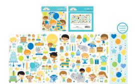 Doodlebug Design Party Time Odds & Ends
