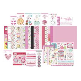 Doodlebug Design My Punny Valentine Value Bundle