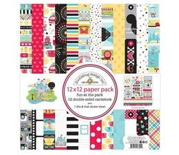 Doodlebug Design Fun at the Park 12x12 Inch Paper Pack