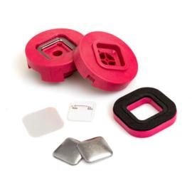 Button press Square insert