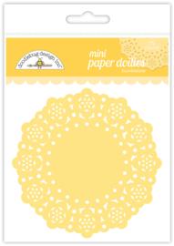 Doodlebug Design Bumblebee Mini Doilies
