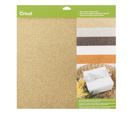 Cricut Cardstock Glitter Classics Sampler (2003713)