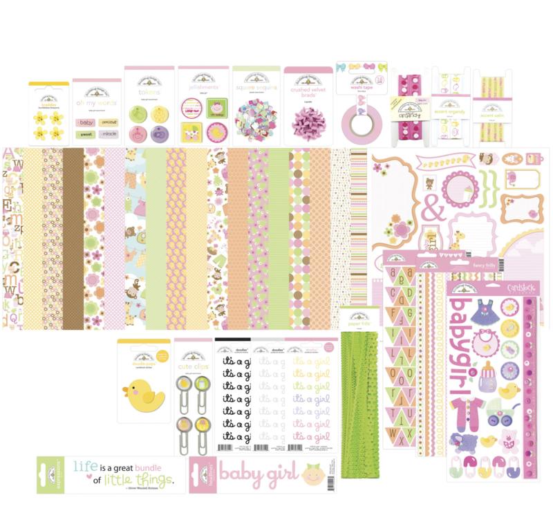 Doodlebug Design Bundle of Joy Value Bundle