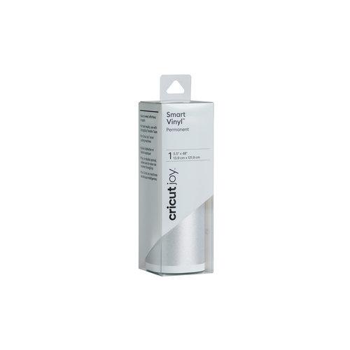 Cricut Smart Vinyl Permanent Shimmer Silver