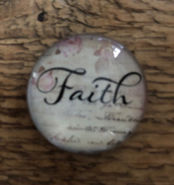 "Magneet ""faith"""