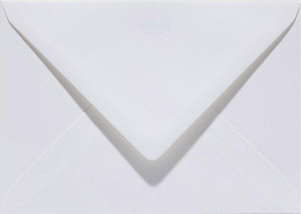 Witte envelop