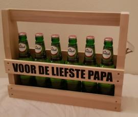 Voor de liefste papa