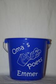 Oma`s poets emmer