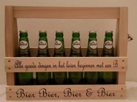 Bier kistjes  groot