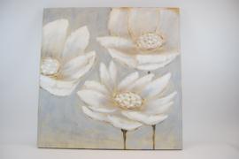 Schilderij Flower