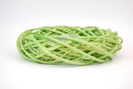 Mandwerk riet groen 7 cm