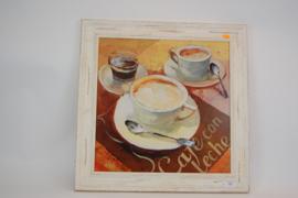 Schilderij Cafe Grande 2