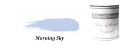 Polymat krijtverf - Morning sky