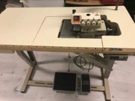 Industrie lockmachine Juki MO 2300 3/5 draads