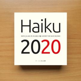 Scheurkalender Haiku 2020