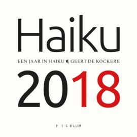 Scheurkalender Haiku 2018