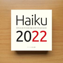 Scheurkalender Haiku 2022