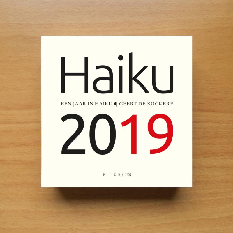 Scheurkalender Haiku 2019