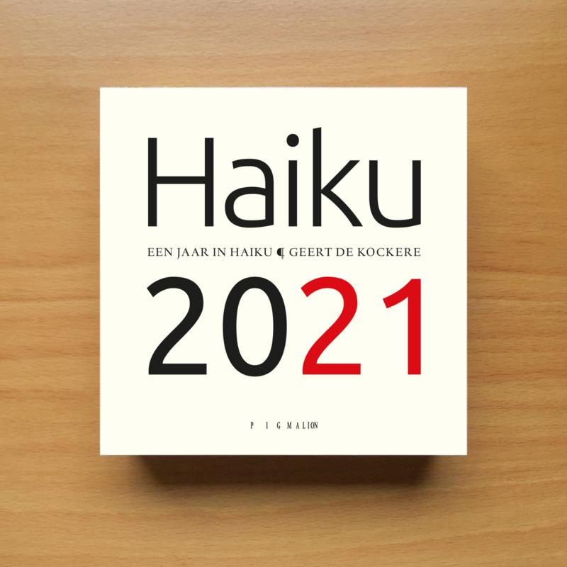 Scheurkalender Haiku 2021