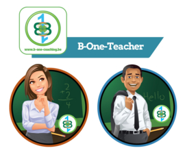 Optie 1: B-One®-Teacher opleiding - LEVEL ONE - Groep F - Start November 2020