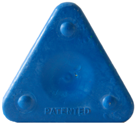 K.R.ONE-kleur - INDIGO