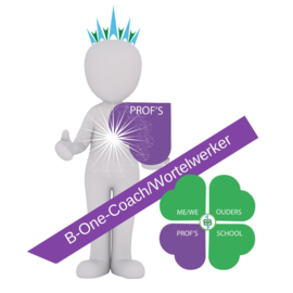 GROEP 6 - Opleiding B-One®-Coach/Wortelwerker® Level ONE - Ticket 6GB1CWF1 - BORSBEEK