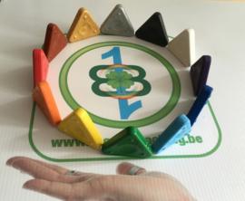 K.R.ONE Kleurset + zakje