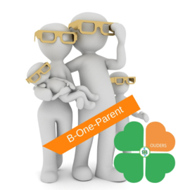 B-One®-Parent-Training- LEVEL ONE - GROEP A - Start november 2020 - betalen in 8 keer - Deel 1/8