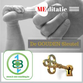 Code voor de Meditatie: Bevrijding Innerlijk kind - De GOUDEN sleutel!