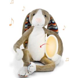Zazu Konijn Bo muzikaal nachtlampje met of zonder naam