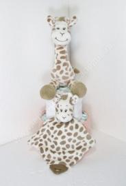 Luiertaart Giraf meisje 2-laags