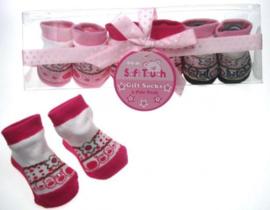 Sokjes in Gift Box meisje