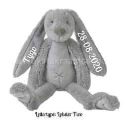 Happy Horse Rabbit Richie Grey met of zonder naam 28 cm